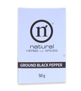 Ground Black Pepper Refill
